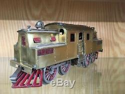 RARE Lionel Standard Gauge Square Cab 54 Locomotive c. 1912 EX