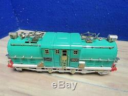 RESTORED CAB SHASTA American Flyer wide gauge 4637 electric loco 589623