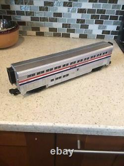 Rail King Amtrack Genesis R-T-R Electric Train Set 30-4018-1'O' Gauge