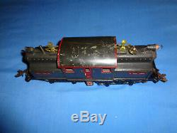 Rare IVES #3239 1 Gauge Electric Locomotive. Runs Well