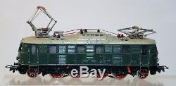 Rare Marklin MS 800 Green HO Gauge Electric Locomotive Nice shape