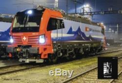 Roco 73943 HO Gauge SBB BR193 477-7 Simplon Vectron Electric VI