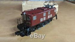Sakai, Eb5873, Electric Locomotive, O-gauge, 3-rail, Vintage, Excellent With Box
