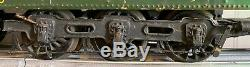 Scratch-built Standard Gauge New Haven E-2b Electric Locomotive