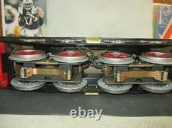 Standard Gauge Vintage Lionel #402E Tinplate Pre-War Dual Motor Electric Loco EX