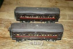 Stronlite O gauge electric loco and coaches (2)
