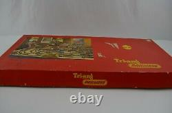 Tri Ang RS33 Electric Transcontinental Railroad Set HO / 00 Gauge 1960s Rovex