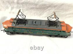 Triang 00 Gauge R257 Transcontinental Orange & Green Locomotive With Pantographs