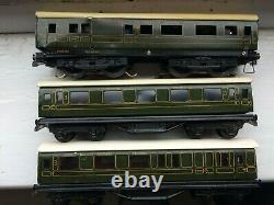 Trix Twin Pre Ww2 Southern Electric Portsmouth Set 00 Gauge Suit Trix 3 Rail