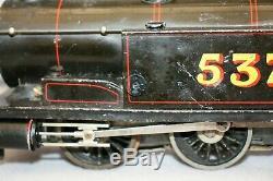 Vintage Bassett Lowke O Gauge LMS 0-6-0, 3 Rail Electric Locomotive, RN 5374