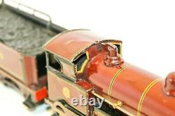 Vintage Bing Uk-market George The 5th 4-4-0 Lms 0-gauge Electric Locomotive