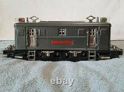 Vintage Lionel prewar standard gauge gunmetal 9e Locomotive Rare