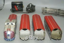 Vintage Marx O-gauge M10005 Electric Set Excellent Nice Clean