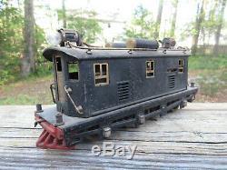 Vintage Prewar Lionel No. 8 Engine Standard Gauge Locomotive Parts Electric Train