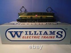 WILLIAMS O GAUGE PENNSYLVANIA BRUNSWICK GREEN GG-1 With ORIGINAL BOX