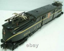 Weaver 4904 O Gauge BRASS PRR Brunswick Green GG-1 Electric Locomotive LN/Box