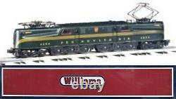 Williams Bachmann 41806 PRR/Pennsylvania Green 5S GG-1 Electric Engine O-Gauge
