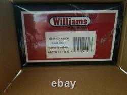 Williams Bachmann 41806 PRR Scale Green 5Stripe GG-1 Electric Engine O-Gauge NIB