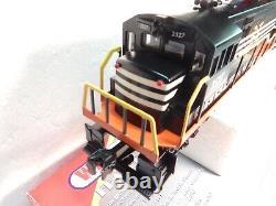 Williams New Haven U33C Diesel Locomotive Dual Motors O gauge -ln wth box