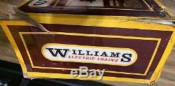 Williams Norfolk & Western Electric Train J4-8-4 #5601 O Gauge 5601 Great Cond