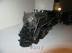 Williams O-Gauge Die Cast Hudson Style 4-6-4 Locomotive & Tender Whistle & Bell