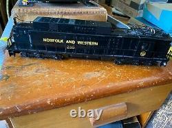Williams O Gauge No. 41610 Norfolk and Western EF-4 Rectifier Engine